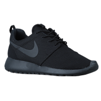 nike roshe men black