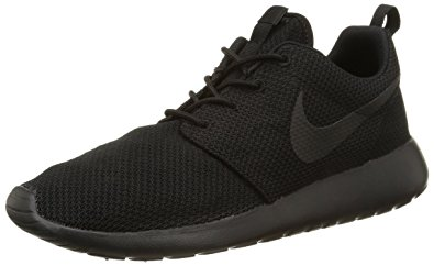 nike roshe one black